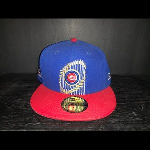 Chicago Cubs Hate New era 7 3/8